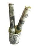 ditt pengarhjälpmedel Arkivbilder