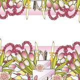 Ditt söta bröllop Royaltyfria Bilder