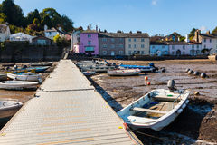 Dittisham Devon England Stock Images