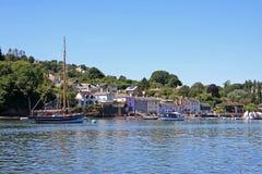 Dittisham, Devon Royalty Free Stock Images