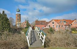 Ditzum,East Frisia,North sea,Germany Royalty Free Stock Images