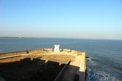 Diu fort Royaltyfria Foton