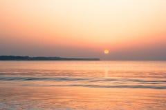 Diu Nagoa plaża Obrazy Stock