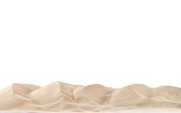 diun horyzontu kosa kurshskaya Russia piasek kroczy rozciąganie fotografia stock