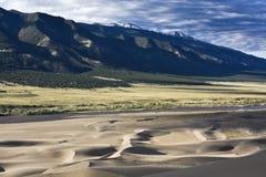 diun wielki park narodowy piasek Obraz Stock