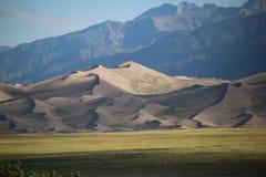 diun wielki park narodowy prezerwy piasek Zdjęcie Stock