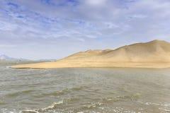 Diuna na morzu Zdjęcia Royalty Free
