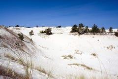 diuna piasku Obrazy Stock