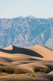 Diuny w Śmiertelnej dolinie obraz royalty free