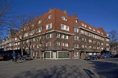 Diva del café al Waalstraat en Amsterdam Imagen de archivo