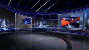 Diva virtual 1 del estudio del sistema almacen de metraje de vídeo