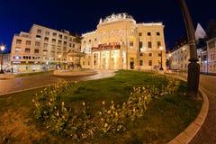 Divadlo Bratislava II Royaltyfria Bilder