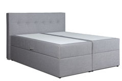 Divan bed Stock Image