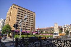 Divan Hotel, Taksim, Estambul Fotos de archivo libres de regalías