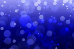 Dive Aqua vivid blue bokeh abstract background. For summer festival stock images