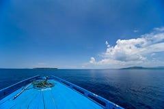 Dive boat. Royalty Free Stock Photos