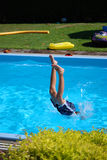 Dive Royalty Free Stock Photo