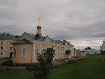 Diveevo-Dorf Stockfotos