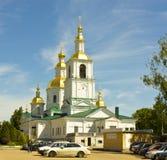 Diveevo klasztor, Rosja Zdjęcia Stock