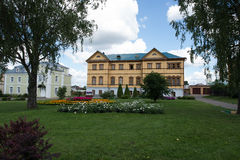 Diveevsky monastery. The administrative building of the Church. Royalty Free Stock Photography