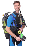 Diver Stock Photography