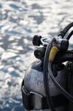 Diver air tank Stock Images