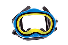 Diver\'s mask Stock Image
