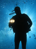 Diver (U14) Stock Photos