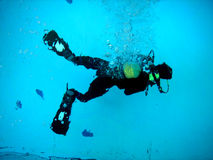 Diver2 Stock Photos