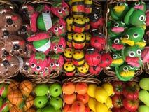 Divers bonbons colorés Photographie stock