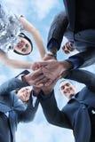 Divers Commercieel Team Stock Afbeeldingen