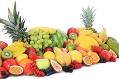 Divers fruits Photographie stock
