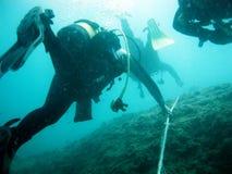 Divers Stock Photo