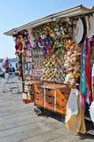 Divers masques de Venise Photo stock