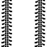 Divers pneus d'automobile Photo stock