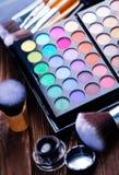 Divers produits de maquillage Image libre de droits