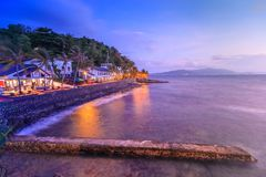 Divers sanctuary resort on Sep 2, 2017 in Batangas, Philippines Stock Photography