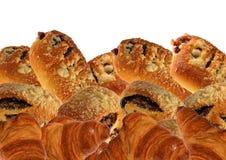 Divers types de bonbon des petits pains de croustillant image libre de droits