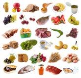 Divers Voedsel stock fotografie