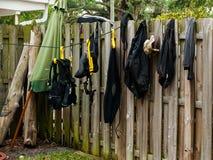 Divers Wet Suit Stock Photos