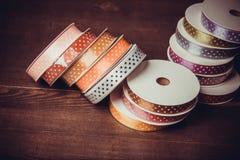 Diversas cintas foto de archivo libre de regalías