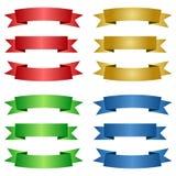 Diversas cintas coloreadas Fotografía de archivo libre de regalías