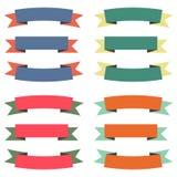 Diversas cintas coloreadas Imagen de archivo libre de regalías