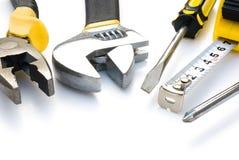 Diversas herramientas Fotografía de archivo libre de regalías