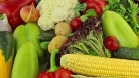 Diversas verduras metrajes