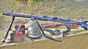 Diverse arme ww2 photos stock