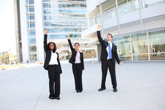 Diverse Attractive Business Team Royalty Free Stock Images