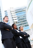 Diverse Attractive Business Team Royalty Free Stock Photo
