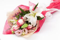 Diverse bloem Stock Afbeelding