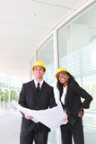 Diverse Business Construction Team Stock Photos